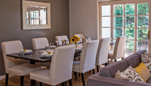 Residential Rehab Dining Room