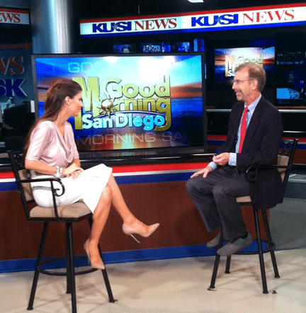 Dr. Tom Horvath on KUSI