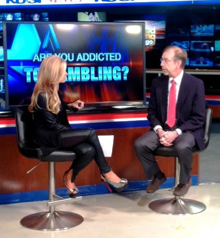 Gambling Addiction Tom Horvath KUSI