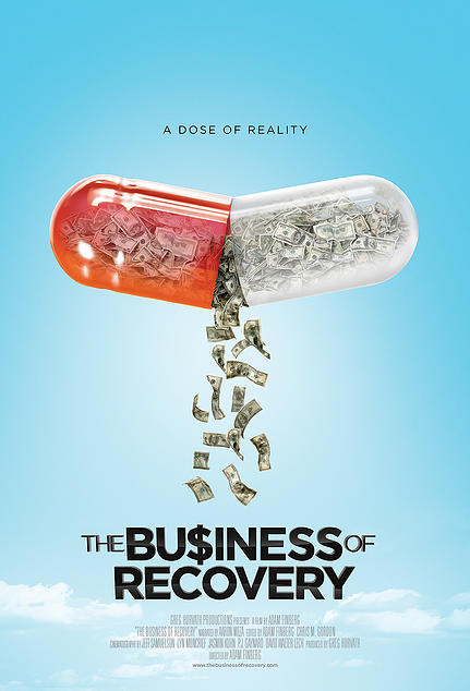 The Business of Recovery Poster